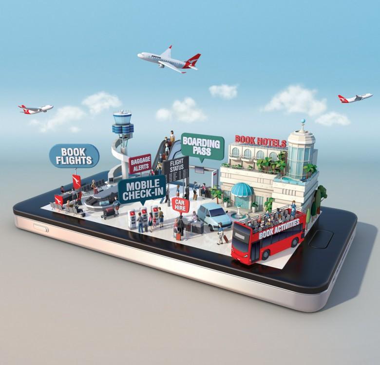 The Qantas App